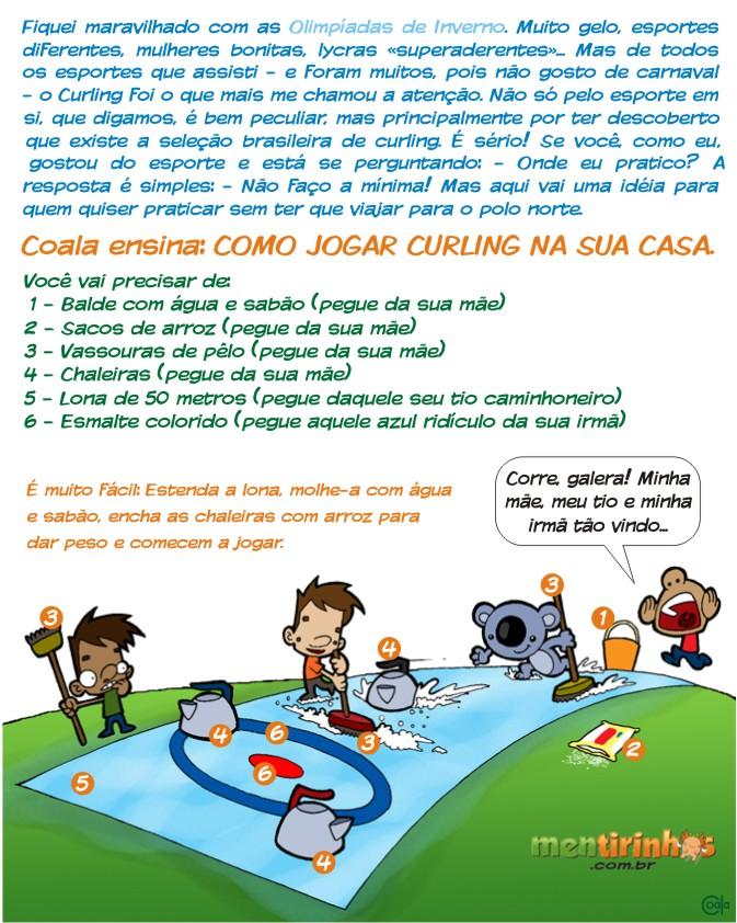 curlingOK
