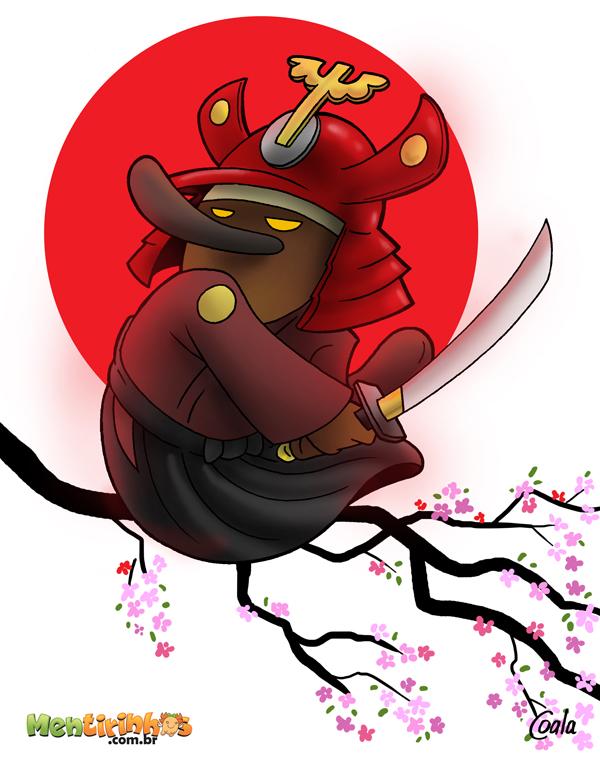 ornitorrinca_samurai